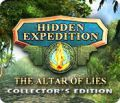 Hidden Expedition: The Altar of Lies Collector's Edition