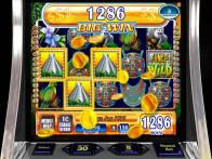 WMS Jungle Wild Slot Machine