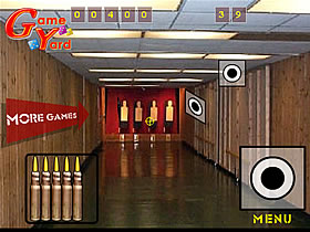 Play 3d Shooter and Hit all the targets!